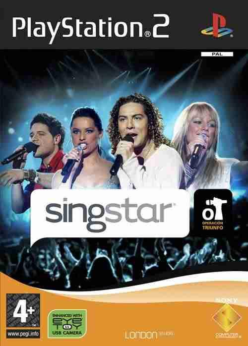 Descargar SingStar Operacion Triunfo [Spanish] por Torrent
